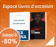 Livres d&rsquo;occasion