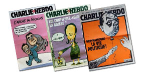 Sp&eacute;cial Charlie Hebdo