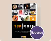 Les Livres Top Chef