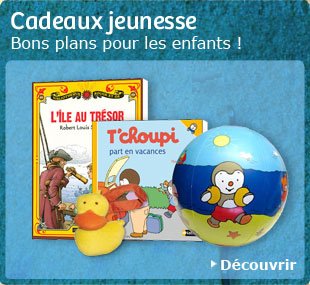 Cadeaux jeunesse