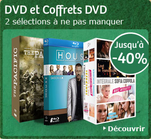 DVD et Coffrets DVD