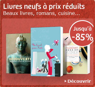 Livres neufs &agrave; prix r&eacute;duits