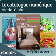 Le catalogue num&eacute;rique - Marie-Claire