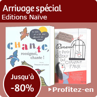 Arrivage sp&eacute;cial - &Eacute;ditions Na&iuml;ves