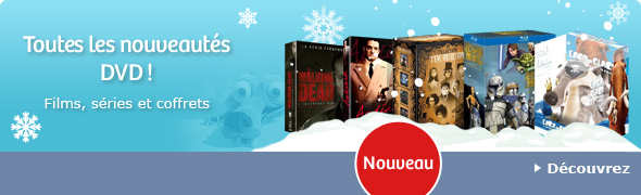 Destockage DVD - Nouvel arrivage