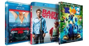 Toutes les nouveautés Blu-Ray & DVD