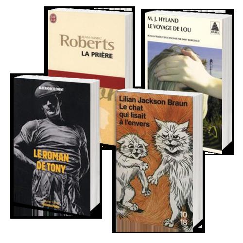 Livres d'occasion : des centaines de livres à 2.99€ seulement !