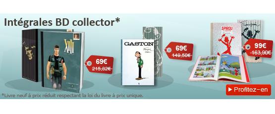 BD intégrales collector