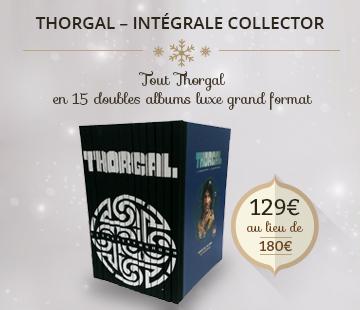 Thorgal - Intégrale collector