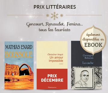 Tous les prix littéraires