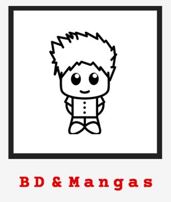 Soldes d'été - BD & Mangas