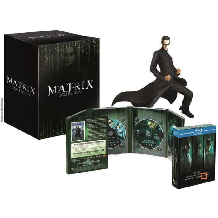 Matrix- La Trilogie - Coffret édition limitée