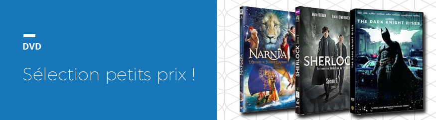 Petits prix DVD