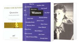 La poésie du XXè au féminin