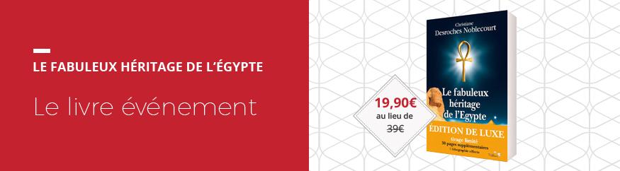 Le fabuleux héritage de l'Egypte à -48%