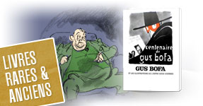 Gus Bofa et les grands illustrateurs