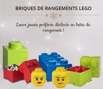 Boîte de rangement Lego