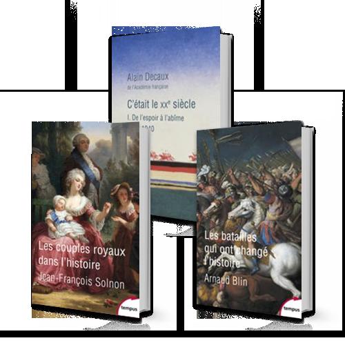 Opération Tempus - Faites le plein d'Histoire : 1 livre offert