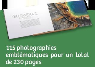 115 photographies emblématiques pour un total de 230 pages