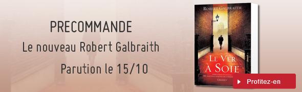 Précommande Robert Galbraith