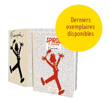 Intégrale Collector Spirou & Fantasio par Franquin