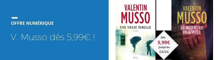 OP numérique Valentin Musso à partir de 5,99€
