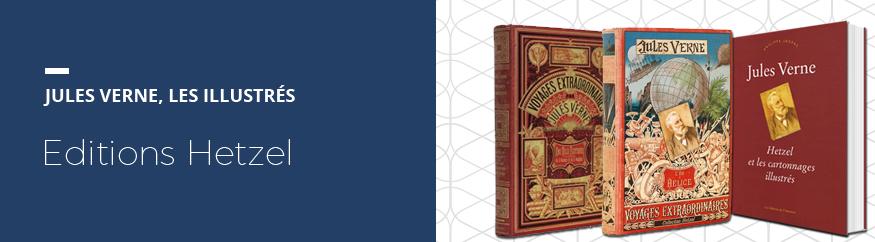 Jules Verne aux éditions Hetzel