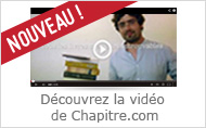 Vidéo de Chapitre.com