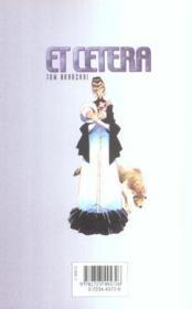 Et cetera t.7 - 4ème de couverture - Format classique
