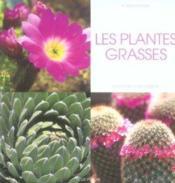 Les Plantes Grasses - Couverture - Format classique