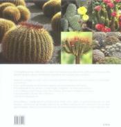 Les Plantes Grasses - 4ème de couverture - Format classique