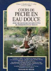 Cours De Peche En Eau Douce - Couverture - Format classique
