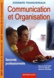 Communication et organisation - Intérieur - Format classique