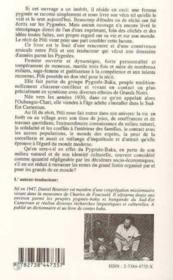 Poli ; Memoires D'Une Femme Pygmee - 4ème de couverture - Format classique