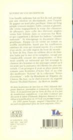 Fuegia - 4ème de couverture - Format classique