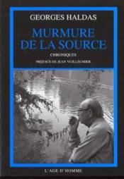 Murmure De La Source - Intérieur - Format classique