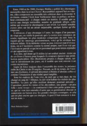 Murmure De La Source - 4ème de couverture - Format classique