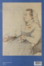 Les zuccari, dessins dans les collections de l'école des beaux-arts - 4ème de couverture - Format classique
