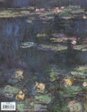 Le musée de l'orangerie - 4ème de couverture - Format classique