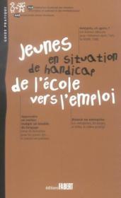 Jeunes En Situation De Handicap - Intérieur - Format classique