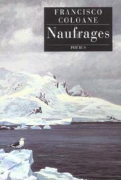 Naufrages - Couverture - Format classique
