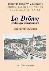 Drome (la). Statistique Monumentale - Couverture - Format classique