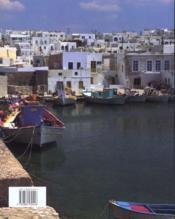 Les plus beaux villages de Grèce et des îles grecques - 4ème de couverture - Format classique