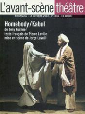 Vente livre :  Home body kabul  - Tony Kushner