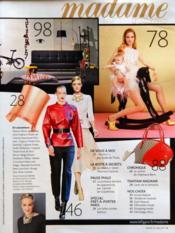 Madame Figaro du 24/03/2012 - Intérieur - Format classique