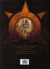 Les naufragés d'Ythaq t.10 ; Nehorf-capitol transit - 4ème de couverture - Format classique