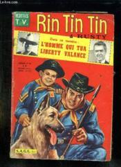 Rin Tin Tin Et Rusty N° 36. Le Cimetiere Indien. - Couverture - Format classique