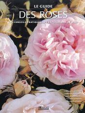 Le guide des roses - Intérieur - Format classique