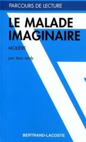 Le malade imaginaire, de Molière - Couverture - Format classique