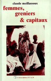 Femmes, Greniers Et Capitaux - Intérieur - Format classique